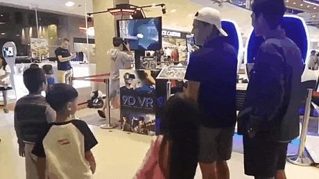 Когда VR слишком реалистичен