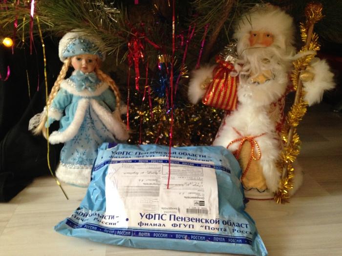 Анонимный Дед Мороз из Пензы! Обмен подарками, Новый Год, Длиннопост