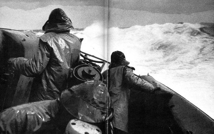 подвиг командира подводной лодки