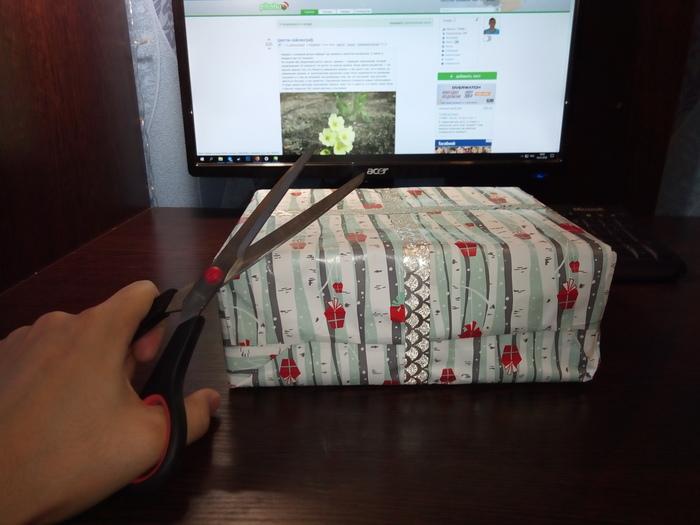 Мой подарок от моей (почти) анонимной снегурочки из Санкт-Петербурга Обмен подарками, Тайный Санта, Анонимная снегурочка, Подарок, Новый Год, 2018, Длиннопост