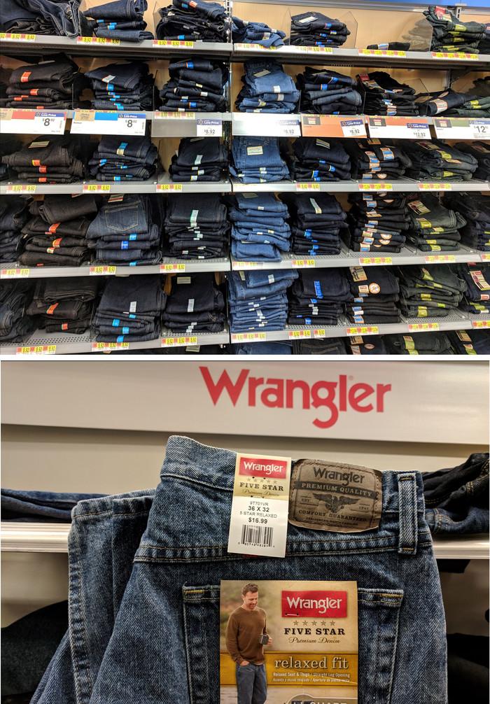 Сеть магазинов Walmart в США США, жизнь в сша, продукты питания, walmart, цены, одежда, джинсы, длиннопост