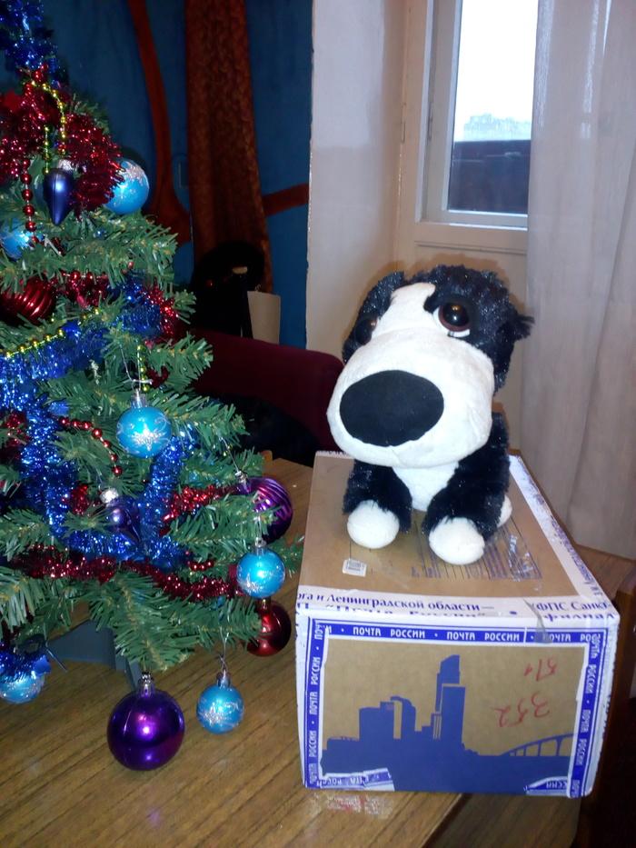 Обмен подарками (счастье есть) Обмен подарками, Подарок, Новый Год, Длиннопост
