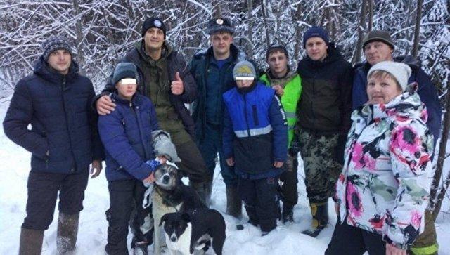 В зимнем лесу под Кушвой спасены два подростка Лиза алерт, Пропавшие без вести, Кушва, СМИ, Длиннопост