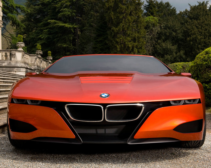 Автомобили #30. BMW M1 Hommage Концепт-Кар, Bmw, M1, Авто, Длиннопост
