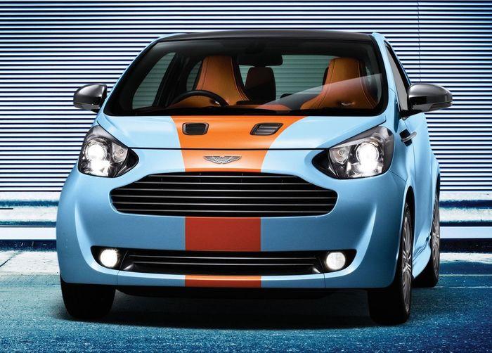 Автомобили #31. Малыш Aston Martin Авто, Aston martin, Toyota, Автопром, Длиннопост