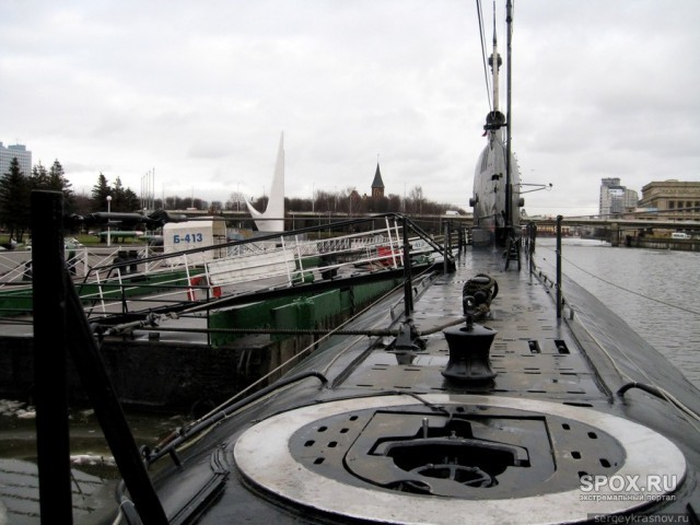 подводная лодка тиват