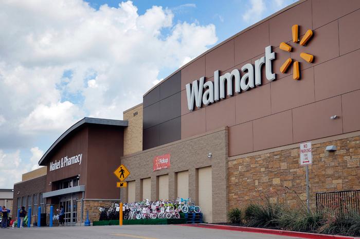 Запрет на приближение к Walmart Моё, Длиннопост, Запрет, США, Walmart, Арест в США