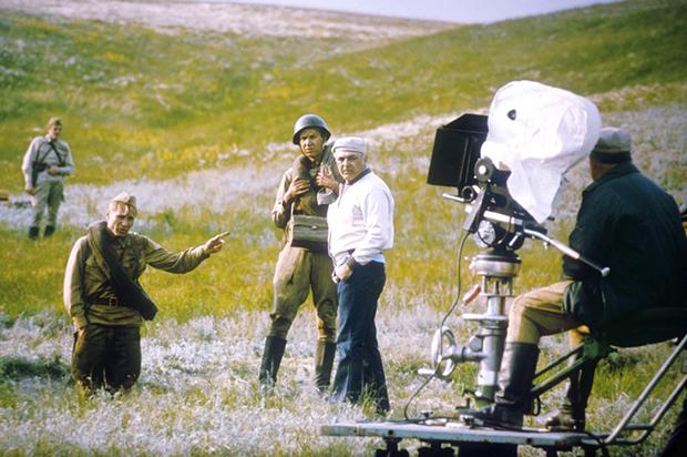 Как это снято: «Они сражались за Родину» Они сражались за Родину, Бондарчук, Война, Длиннопост