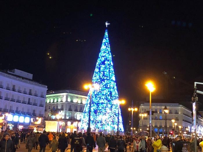 Зимние праздники в Испании. Личные впечатления. Новогодние каникулы, Испания, Новый Год, Длиннопост