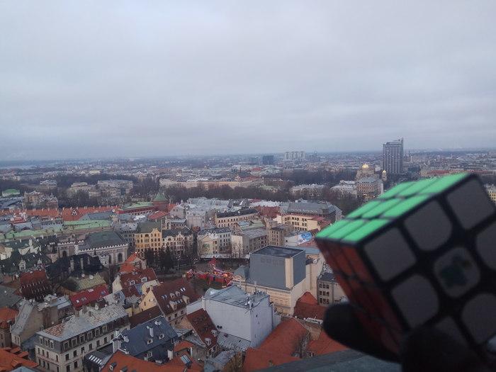 Пикабушники Риги, выручайте незадачливого путешественника Рига, Помощь, Кубик рубика, Путешествия, Длиннопост