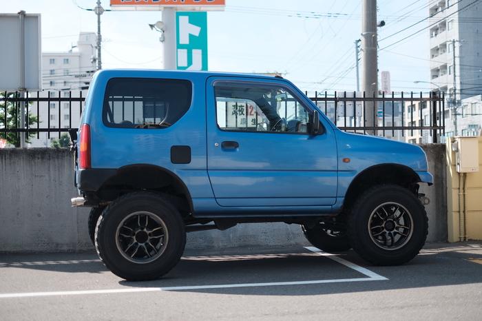 Сузик Suzuki, Suzuki jimny, Япония, Фотография, Авто, Длиннопост, Оффроуд