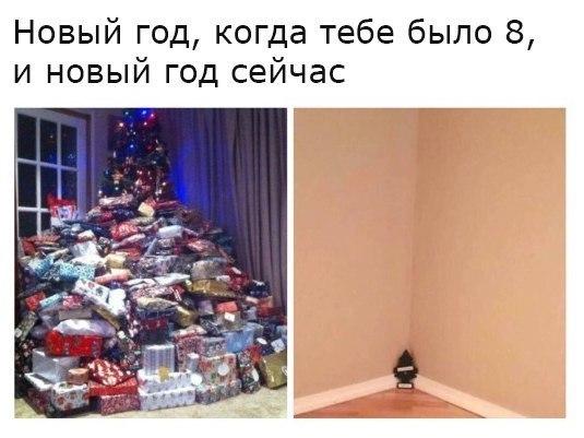 Новый год сейчас