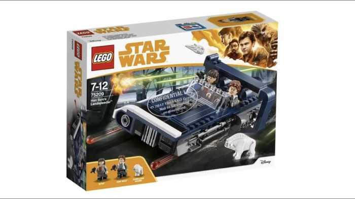 """Наборы Lego Star Wars по фильму """"Соло"""". Star wars, Lego, Хан Соло, Спойлер, Длиннопост"""