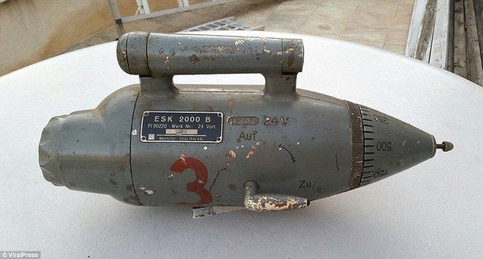На еBay продается фотопулемет с истребителя Люфтваффе времен Второй мировой Великая Отечественная война, Люфтваффе, Ebay, Длиннопост, Фотокамера