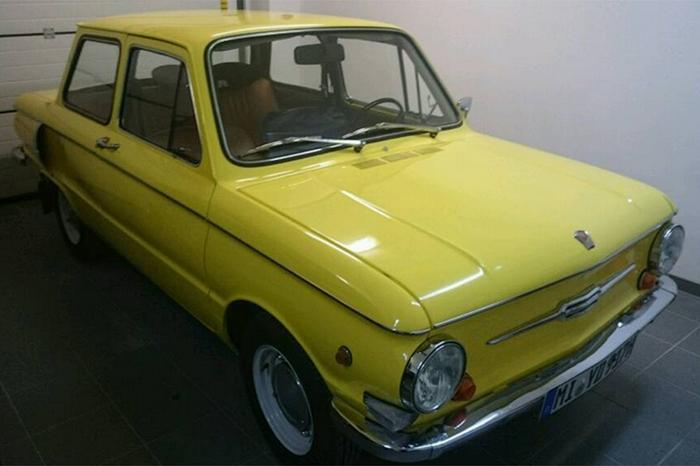 В Германии выставили на продажу «Запорожец» за полмиллиона рублей Запорожец, Заз-968, Длиннопост