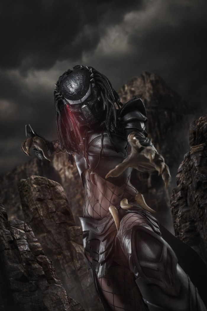 Хищники - косплей по вселенной Aliens vs Predators Косплей, Русский косплей, Чужой против Хищника, Хищник, Predator, AvP, Длиннопост