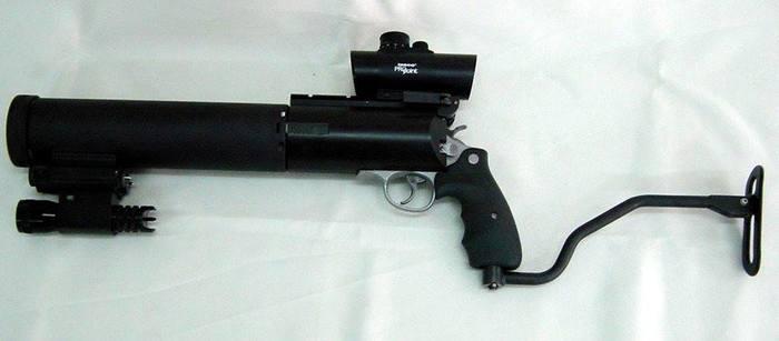 Бесшумный револьвер PSDR 3 (или сон разума рождает чудовищ) Оружие, Револьвер, Шушпанцер, Стрелковое оружие, Огнестрел, Огнестрельное оружие, Длиннопост