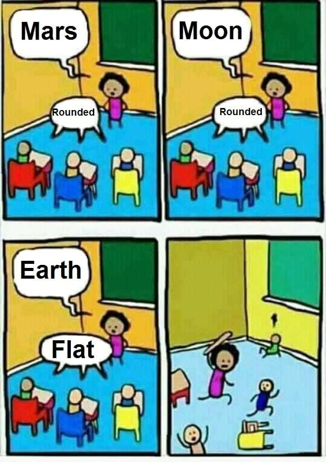 Как нужно было учить плоскоземщиков Учитель года, Дети, Плоская земля, Образование