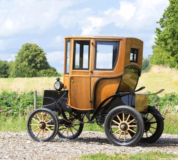 """Автомобили #42. Электрокар за 100 лет до """"Tesla"""" Авто, Автопром, Электрокар, Ретроавтомобиль, Американский автопром, Длиннопост"""
