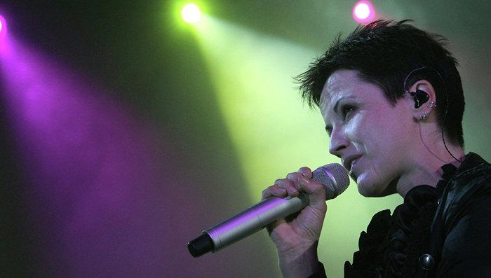 Умерла вокалистка рок-группы The Cranberries The Cranberries, RIP, РИА Новости, RTE, Видео