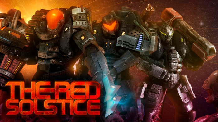 The Red Solstice free on Humble Bundle Халява, The Red Solstice, Steam