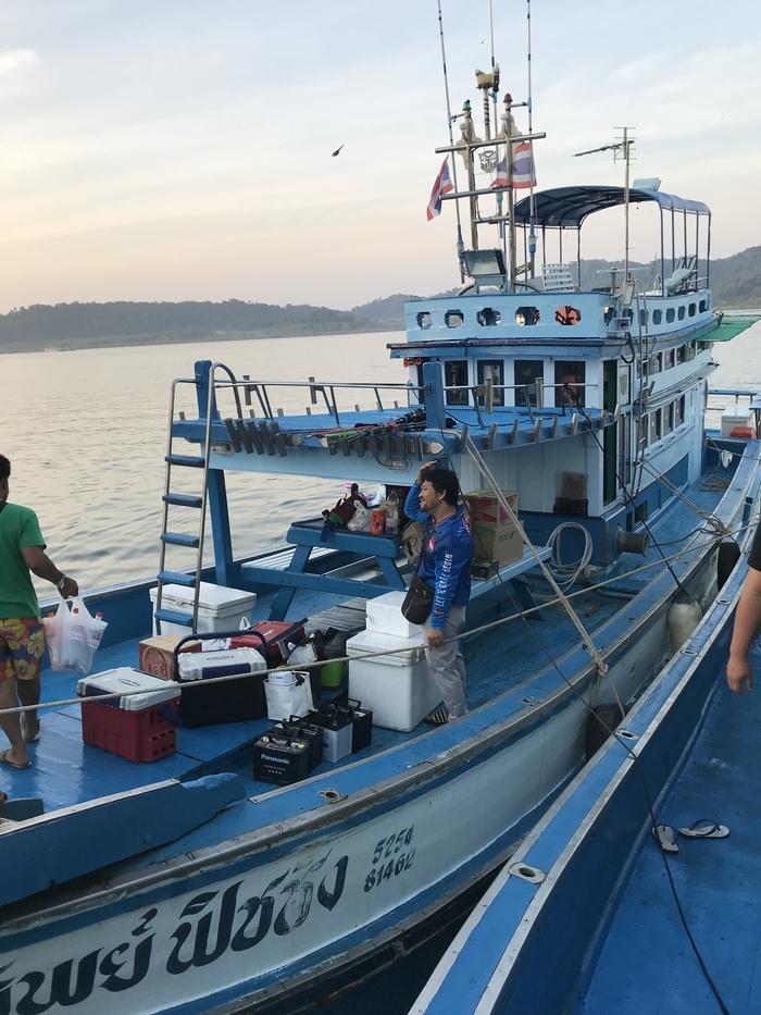 Глубоководная рыбалка Рыбалка, Таиланд, Еда, Рыба, Длиннопост