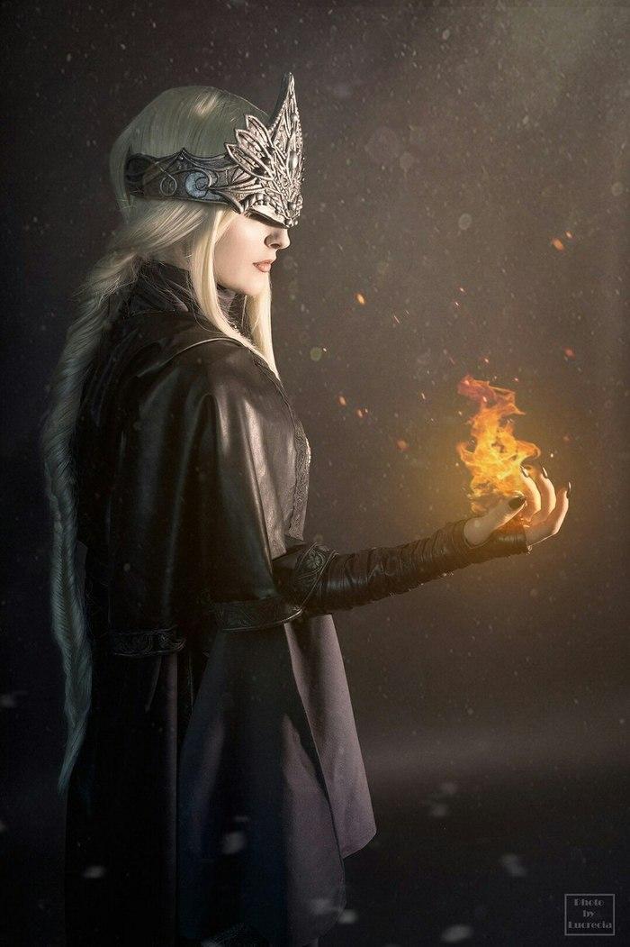 Fire Keeper Косплей, Dark Souls 3, Девушки, Геймеры, Игры, Fire Keeper, Длиннопост