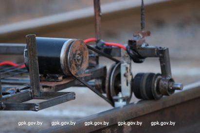На белорусско-литовской границе пограничники задержали электродрезину-дрон контрабандистов Контрабанда, Электродрезина, Файки, Кулибины, Видео, Длиннопост
