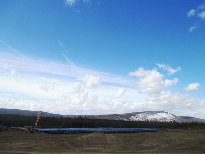"Работа на газопроводе ""Сила Сибири"". Невошедшие фотографии. фотография, сила сибири, моё, длиннопост, продолжение"