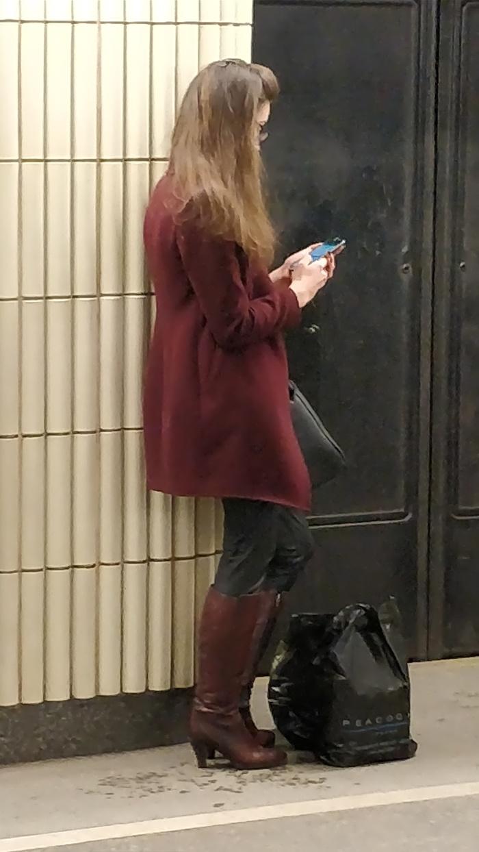Снова попрошайки Попрошайки, Санкт-Петербург, Потеряла кошелек