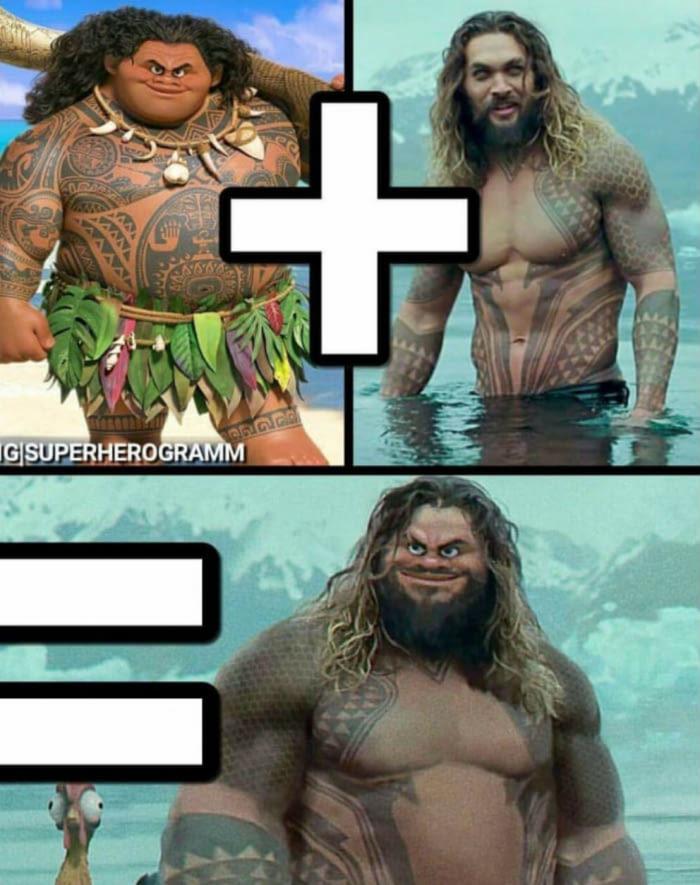 Мауи Момоа
