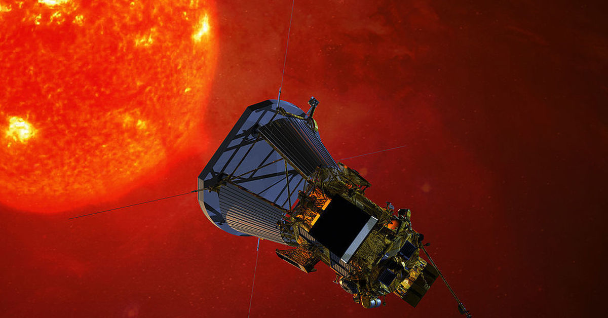 nasa sun mission - HD 2370×1333