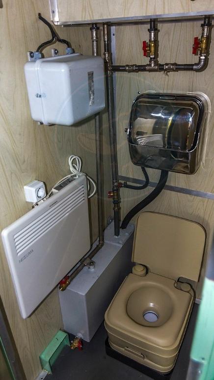 Туалеты на тепловозах и электровозах тепловозы, Туалет, длиннопост