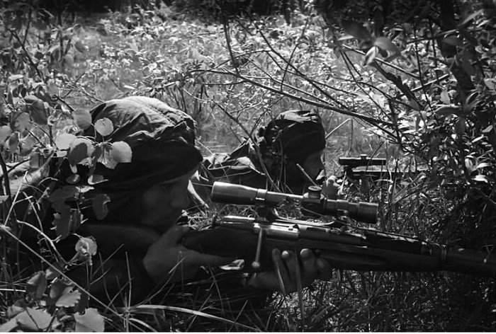 Неформальные правила снайперов на Великой Отечественной. Не мое, Факты, Вторая мировая война, Солдаты, Длиннопост