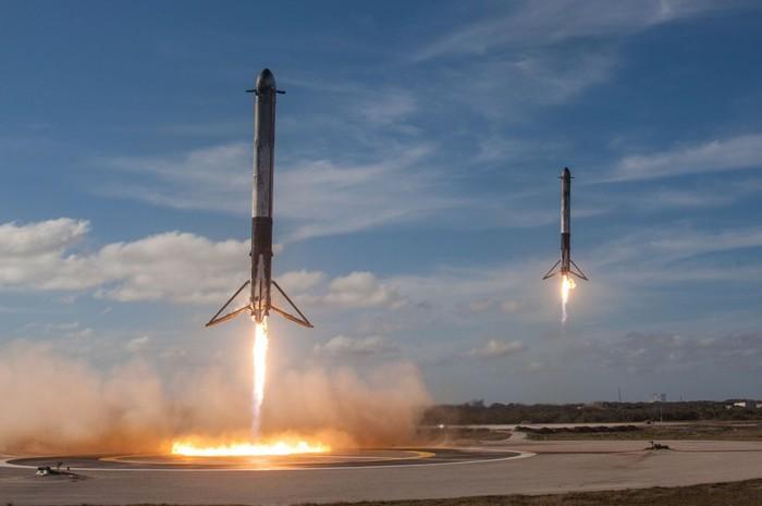spacex falcon heavy rocket - HD2560×1706