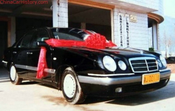 Основатель и бессменный глава Geely Group Ли Шуфу начал автомобильный бизнес, изготовив поддельный Mercedes-Benz E-класса Мерседес, Китайские товары, Китай, Китайский язык, Авторские права
