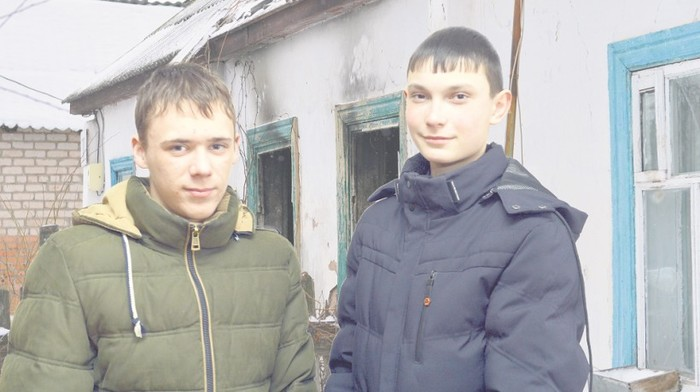 Школьник и студент спасли из огня троих человек новости, Спасение, школьники, студенты, Оренбургская область, пожар