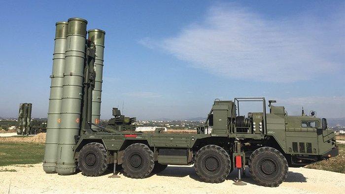 В «Ростехе» не исключили продажу С-400 армии США Россия, США, с-400, Триумф, Продажа, Пятый Канал