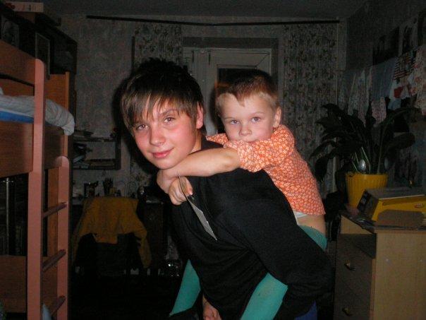 Мы с братом - 13 лет спустя Через года, Фото спустя годы, Семья, Брат