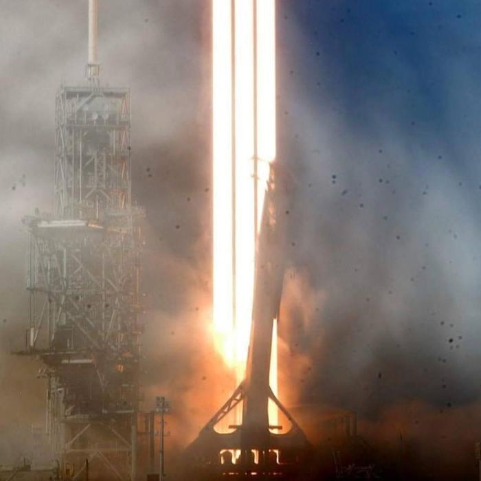 Луч смерти Илона Маска Ракета, Илон Маск, Instagram, Шлейф, Луч, Falcon Heavy