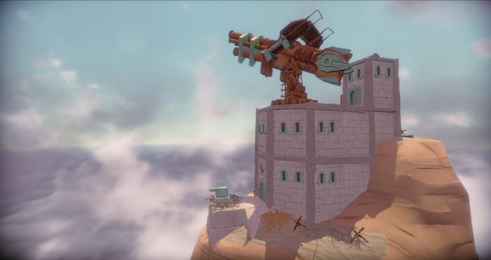 "Worlds Adrift  - проект ""Поле боя"". Mmorpg, MMO, Worlds Adrift, Игры, Лига геймеров, Перевод, Бета-Тест, Длиннопост"