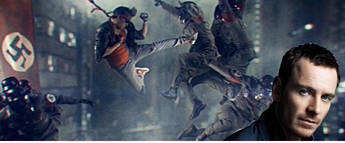 Майкл Фассбендер станет главной звездой в короткометражном боевике «Кунг Фьюри 2» Майкл Фассбендер, Фильмы, Kung fury