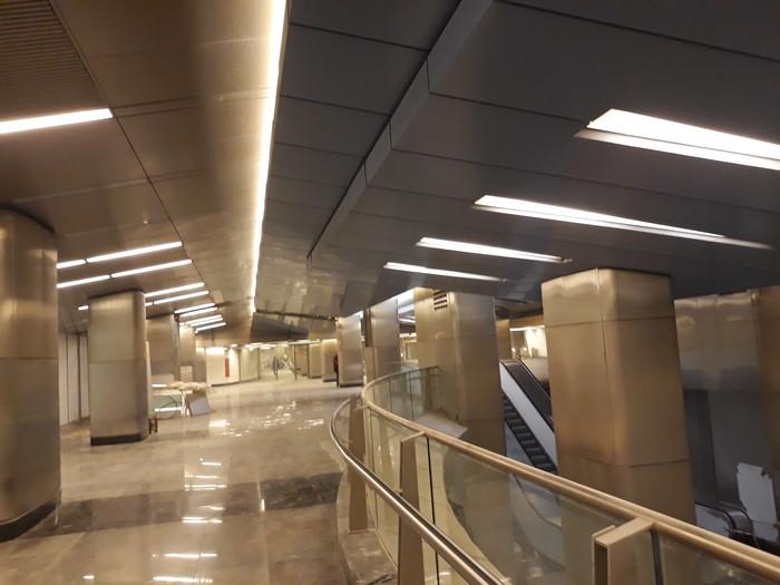 """Новая станция метро """"Деловой центр"""" Московское метро, Новая станция, Длиннопост"""