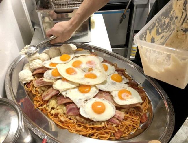 Большая жратва: съесть спагетти и умереть Еда, Япония, Длиннопост