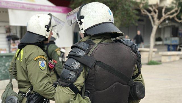 В Афинах украинские болельщики Динамо (Киев) напали на россиян Украина, Политика, Греция, Футбольные фанаты, Правый Сектор, Видео, Длиннопост