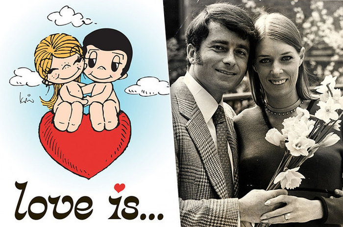 История любви комиксы как найти любовь внутри себя