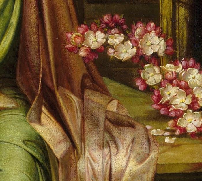 Сидни Харольд Метьярд — Надежда, утешающая Любовь, 1901 Живопись, Аллегория, Искусство, Длиннопост