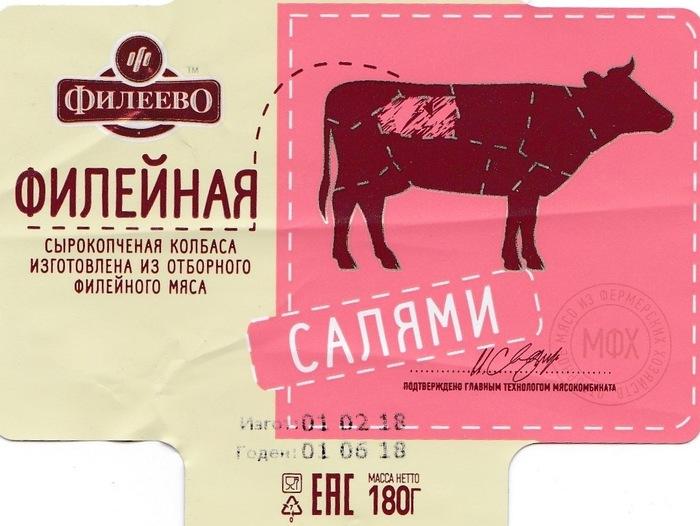 Про говяжью колбасу из свинины Колбаса, Мясо, Филеево, Мясокомбинат, Приятного аппетита, Длиннопост