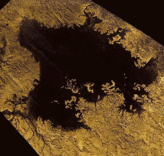 Углеводородный туман Титана хранит рецепт жизни? NASA, Титан, Жизнь, Длиннопост