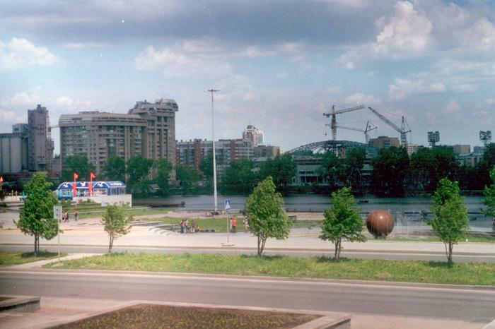 Екатеринбург-2002 vs Екатеринбург-2017 Екатеринбург, Фотография, 2002, 2017, Длиннопост